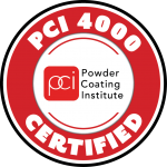 OEM powder coating certification