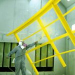 powder coating tx