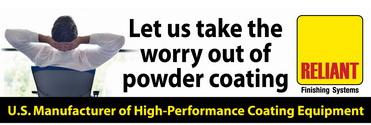 powder coating equipment sale