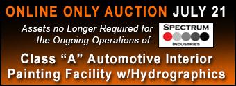 equipment auction